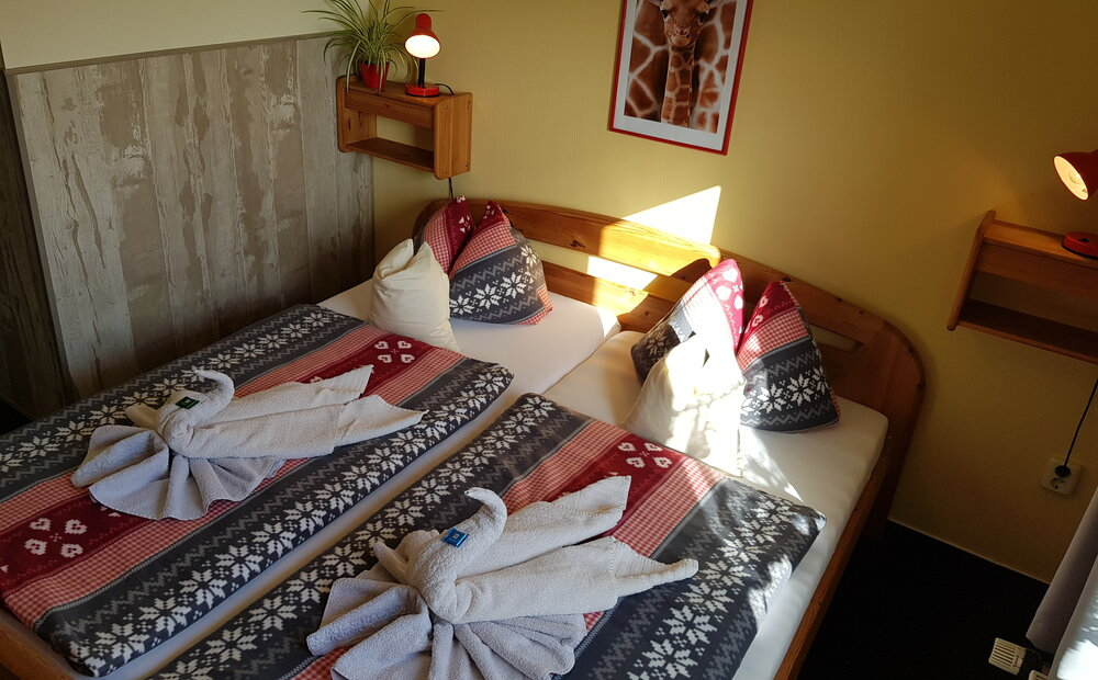 Pathes Hof - Doppelbettzimmer